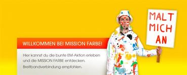 Otto mission farbe